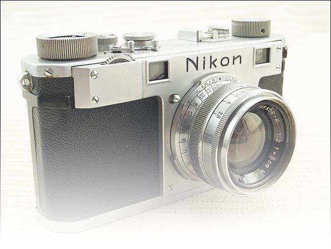 Nikon M Nippon Kogaku MIOJ 35mm Rangefinder Camera
