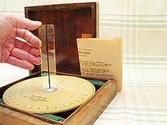 c.1946 Darra Compass Corrector, W.T. DARRACH