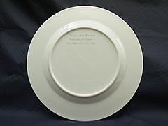 Product photo #100_2471 of SKU 21001105 (William H. Morley Lenox 1920s Kuser Pheasant Dinner Plate)