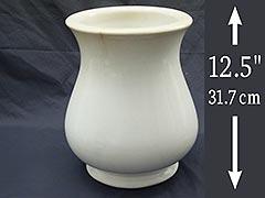 Dale & Davis 1880s Ceramic Planter Urn, Prospect Hill Trenton