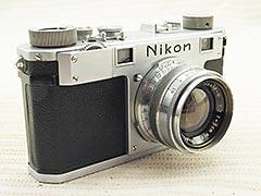 Nikon M Nippon Kogaku MIOJ 35mm Rangefinder Camera + Nikkor + ER Holster